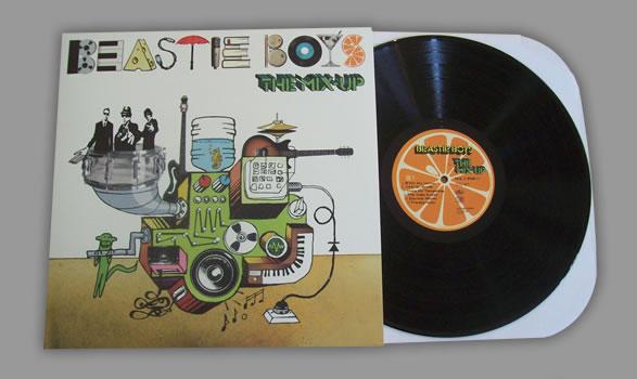 Beastie Boys The Mix Up 2007