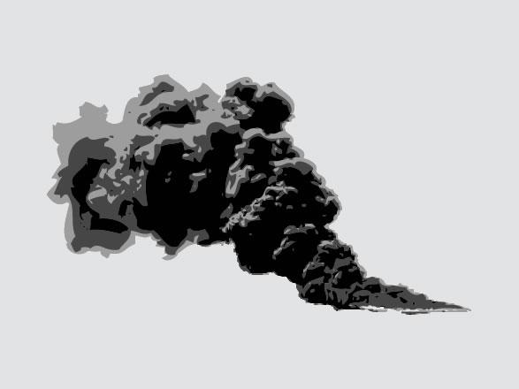 Hard Life Free Vector Pack 06 Smoke