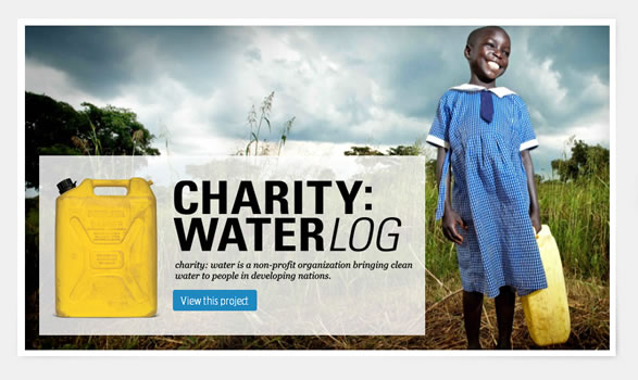Charity Waterlog
